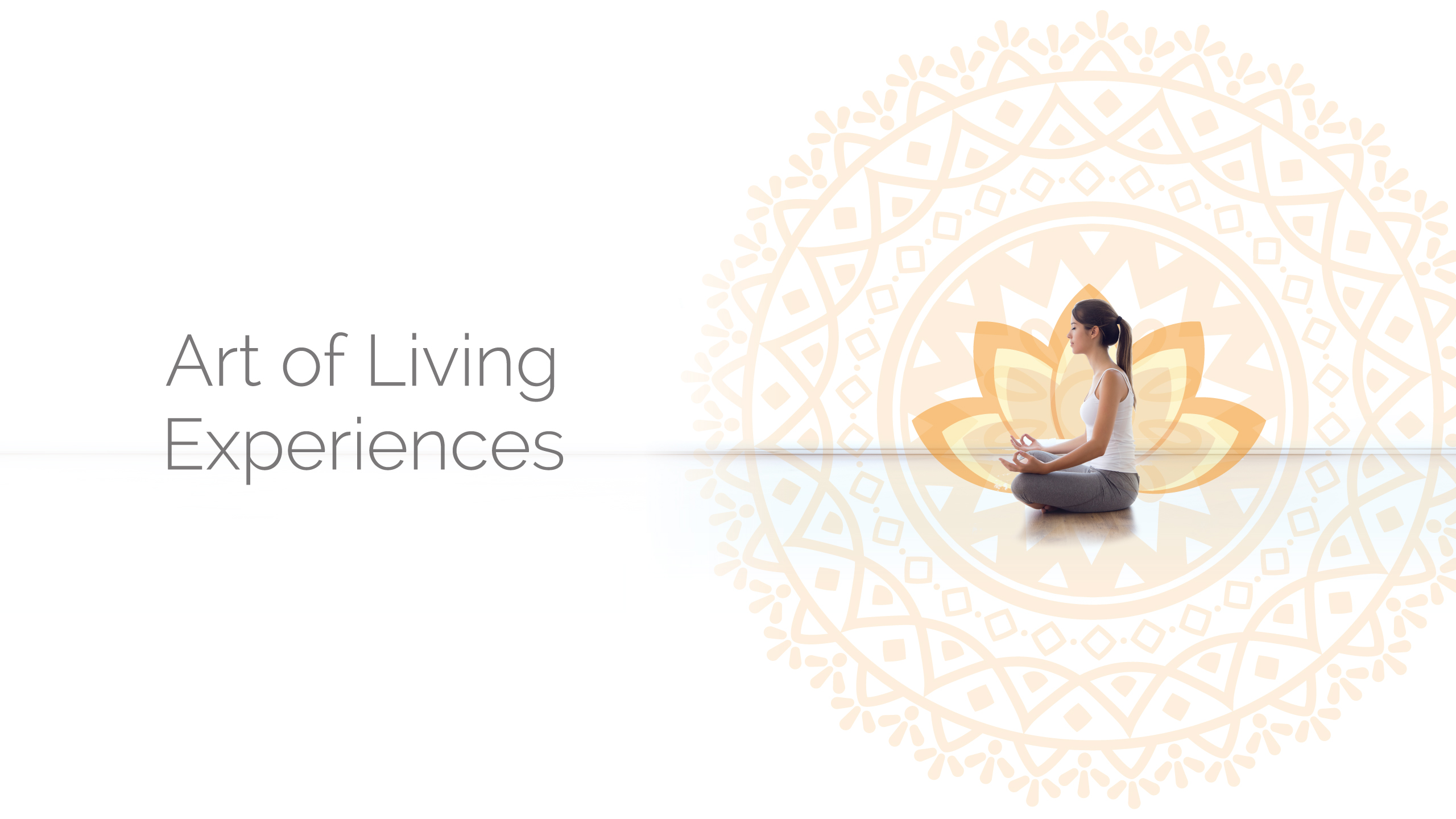 art of living experiences stories full of life